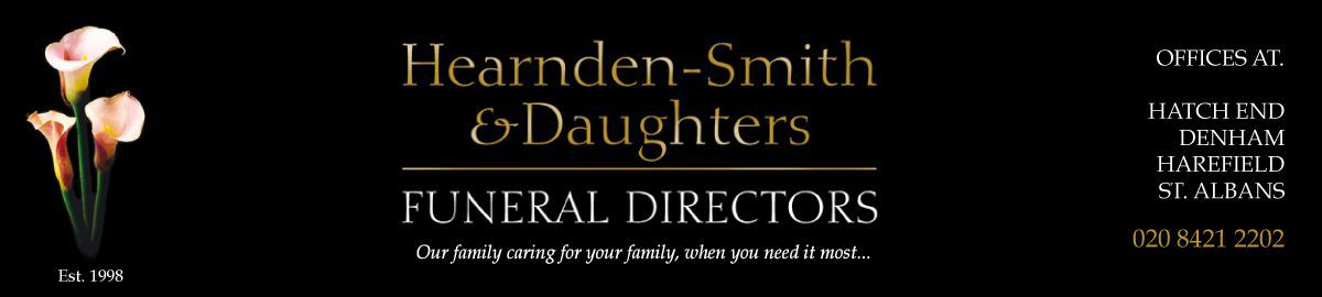 Hearnden-Smith & Daughters Funeral Directors Logo